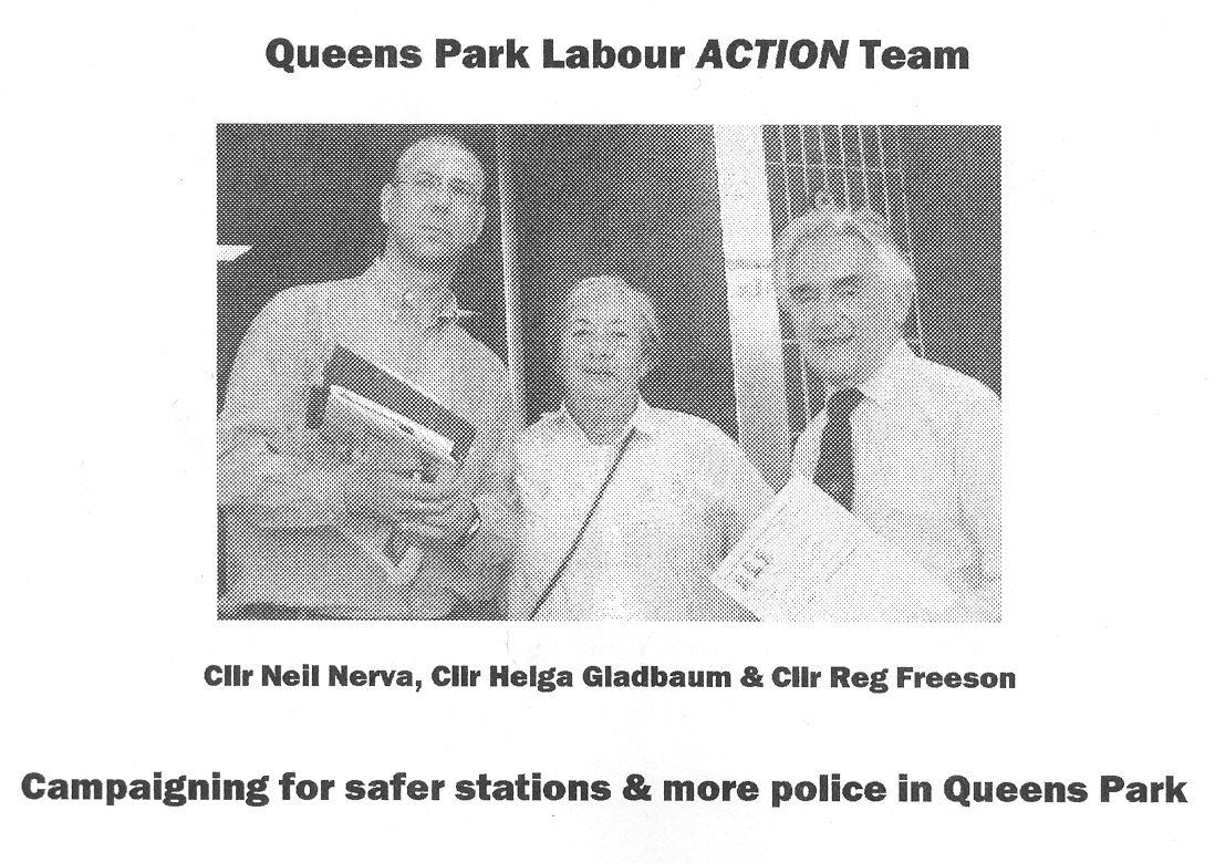 queen's park labour action team